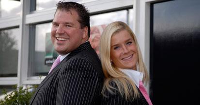 Raimond Honig en Bionda Honing - Credit Management Instituut